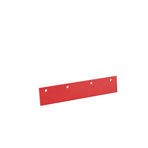 Bon 19-212 Replacement Blade - V Shape Red Silicone