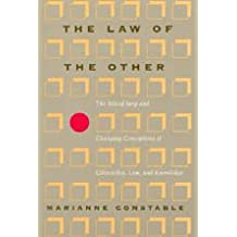 The Law of the Other: The Mixed Jury and Changing Conceptions of Citizenship, Law, and Knowledge