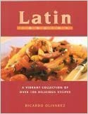 Latin Cooking by Ricardo Olivarez (2003)
