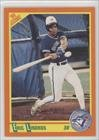 Eric Lindros (Baseball Card) 1990 Score Rookie & Traded - [Base] #100T