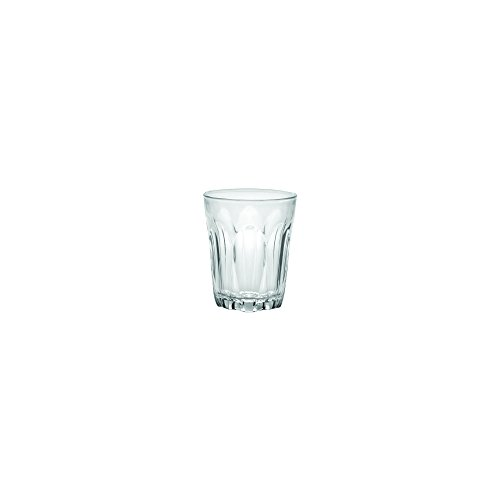 Duralex - Provence Clear Drinking Glass Tumblers, Sets of 6 (5oz. (160ml))