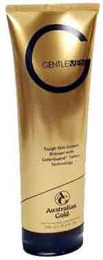 GentlemenTM Natural Bronzer Australian lotion product image