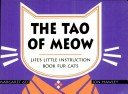 The Tao of Meow, Margaret Gee, 0898155886