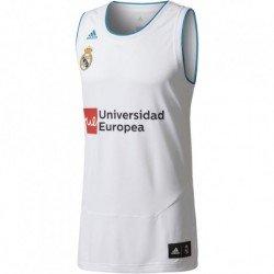 Adidas RM Replica Camiseta sin Mangas Línea Real Madrid de Baloncesto, Hombre: Amazon.es: Deportes y aire libre