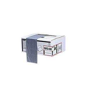 Rubbermaid Commercial Linear Low Density Can Liners, 32gal, 2mil, 34w x 39h, Gray - Includes 300 bags. ()