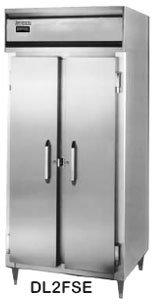 Amazon com: Continental Designer Slim Line Freezer DL2FSE-SS