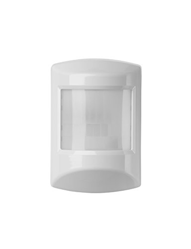 Z-wave Plus Motion Detector, Easy to install with PET Immunity, White (PIRZWAVE2.5-ECO) (Piper Sensor)