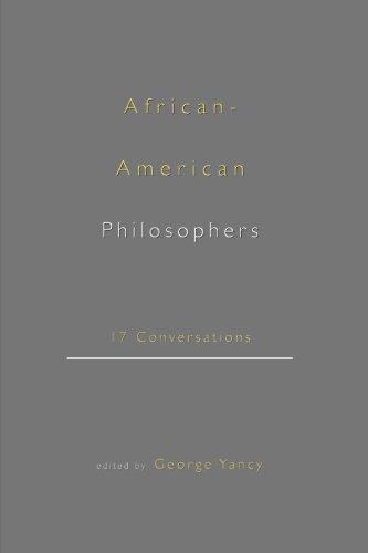 African-American Philosophers