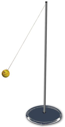 Portable Tetherball System by Gared