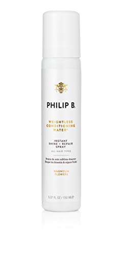 PHILIP B Weightless Conditioning Water, Magnolia Flower, 5.07 Ounces