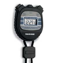 STOPWATCH, WATERPROOF AND SHOCKPROOF, TRACEABLE, CONTROL COMPANY 1045
