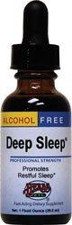 Alcohol Free Deep Sleep Herbs Etc 1 oz Liquid Herbs Etc Alcohol