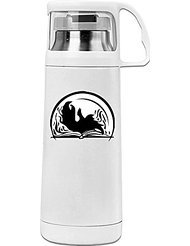 ECG High School Cool Thermos Vacuum Insulated Stainless Steel Bottle