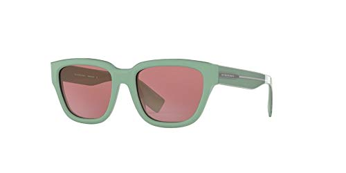 Burberry Women's 0BE4277 Green/Dark Violet One Size