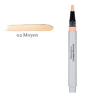 Anti-Age Radiant Perfector Fluid Concealer Moyen (02) 1.5 ml by T. (Leclerc Concealer)