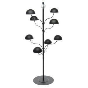 Black Countertop Hat Display Rack