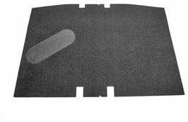 Mercedes w114 w115 300d Hood Insulation Pad foam liner engine lid heat sound noise absorber isolation isolator damper