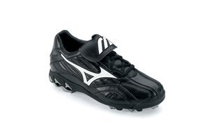 FINCH 9 SPIKE LOW WH/RY FB46LWH 6.0 by Mizuno