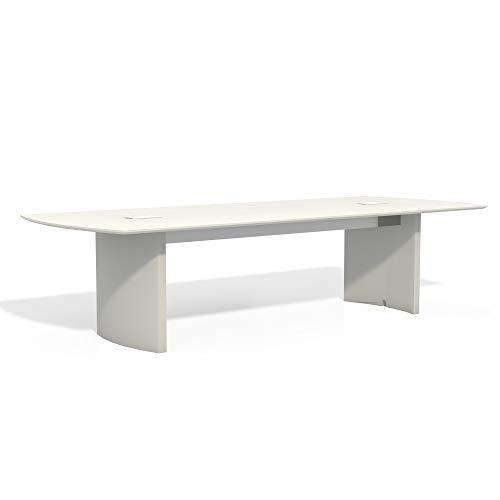 Safco Products Medina Table, 10', Textured Sea Salt