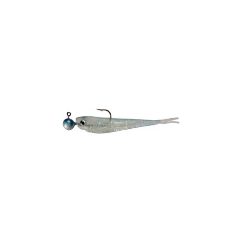 PowerBait Power Minnow Soft Bait - Smelt - 2in | 5cm - Panfish