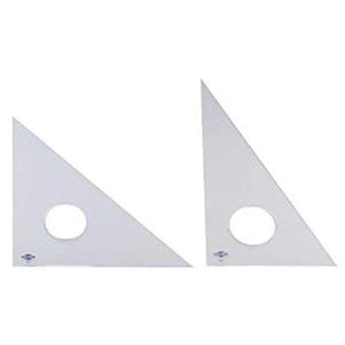 SweetSuite 12 in. Triangle Fluor 30 Degrees-60 Degrees