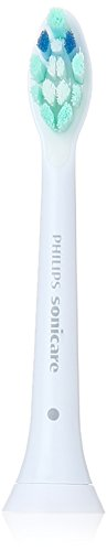 Philips Sonicare Pro Results Plaque Control Toothbrush Heads for Sonicare Electric Rechargeable Toothbrush, FFP, 3-pack, HX9023/30
