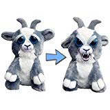 Feisty Pets Junkyard Jeff Adorable Plush Stuffed Goat That Turns Feisty with a -