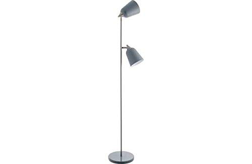 Habitat Double Twin Head Floor Lamp.