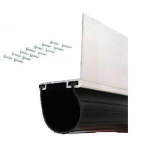 - Universal Garage Door Bottom Weather Seal Replacement Kit for Up to 9' Door