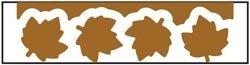 Martha Stewart Crafts, Edge Punch, Maple Leaves