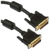 Oncore Power Systems DVI-D Dual Link Cable, M-M, 15FT DVID-MM-15F