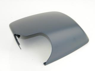 Left Passenger Side Wing Mirror Cover Primed, Will Have to Be Painted