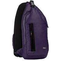 (iSkin Ultra-Light Sling Style Shoulder Pack for iPad, Purple)