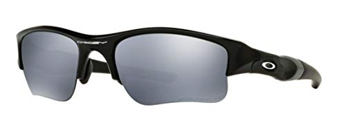 (OO9011 (12-903) Jet Black/Black Iridium Polarized 63mm )