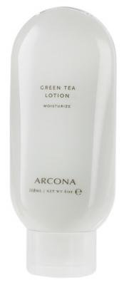 ARCONA Green Tea Lotion, Moisturize 4 oz (118 ml)
