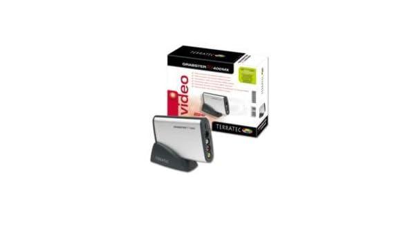 Terratec Grabster AV 400 MX Drivers Download