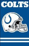 Indianapolis Colts Official NFL 44 inch x 28 inch Banner Flag by Party Animal