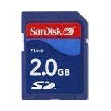 Sandisk MicroSD Transflash TF Card 2GB