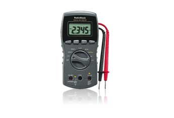 42-Range Digital Multimeter with Electric Field Detectio