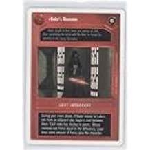 Vader's Obsession (TCG Card) 1995 Star Wars Customizable Card Game: Premiere - 2-Player Starter Game #NoN