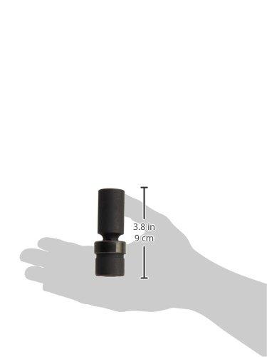 Sunex 224ud 1//2-Inch Drive 3//4-Inch Deep Universal Impact Socket