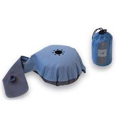 Exped Mini Pump, Light Blue, Outdoor Stuffs