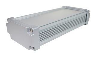 Metal Enclosure, EMC, Heavy Duty, Waterproof, Heat Resistant, Heat Sink, Aluminium, IP67, 45.8 mm