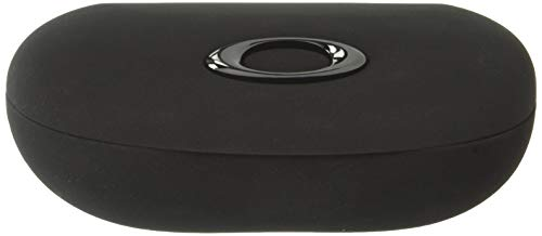 Oakley Lifestyle Ellipse O Sunglass Case, Black, One Size (Sun-glasses.com)