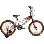 Ozone Boys' X Scream 18 in Bicycle/Side-pull brakes for easy stopping