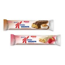 Keebler Protein Meal Bars, Strawberry, 1.59oz, 8/BX -:- S...