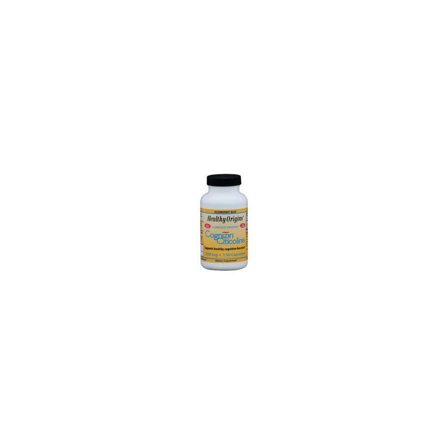 Healthy Origins Cognizin Citicoline Multi Vitamins