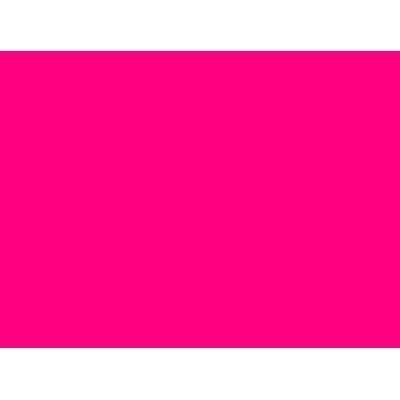 Hot Pink Fabric - Poly-Cotton Broadcloth Hot Pink 60 Inch