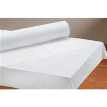 Hoffmaster 113003 Plastic Tablecover Roll, 100' Length x 40