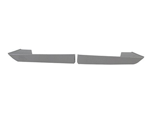 Bundle For 2012-2013 Tacoma Front Bumper Filler (Headlight Filler) Set=Lh & Rh ()